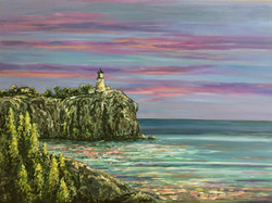 Split Rock Lighthouse.