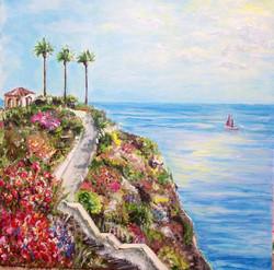 Laguna Beach II, California.