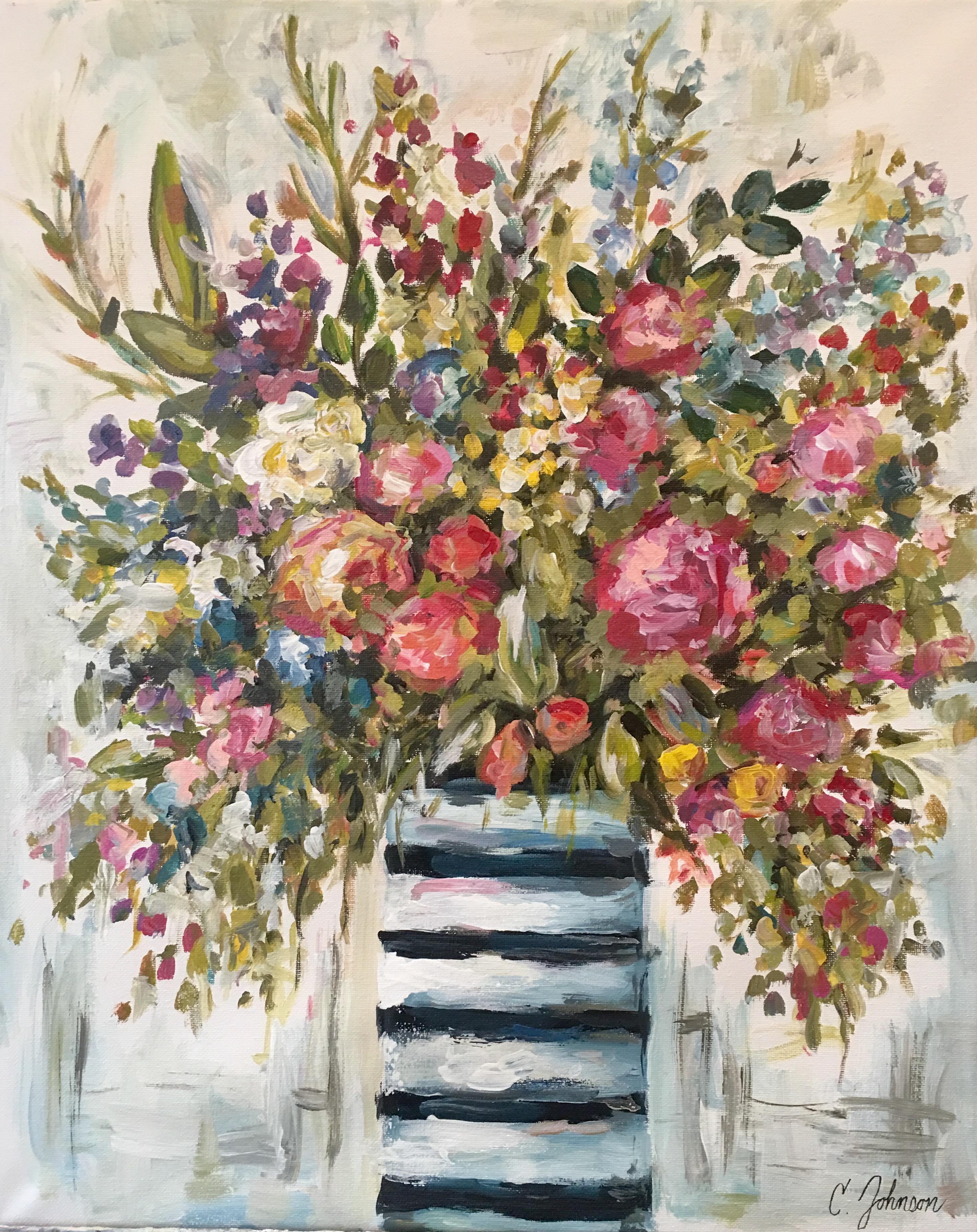 Floral Bouquet IIII