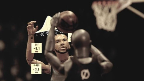 """ESPN - """"The Outstanding Mind-Bending Basketball Synergy Machine"""""""