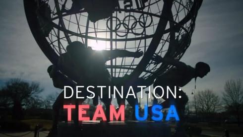 "Tribeca Digital Studios and United Airlines - ""Destination: Team USA"""