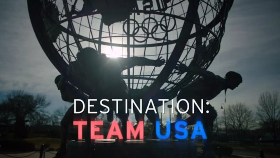 "Tribeca Digital Studios and United Airlines - ""Destination: Team USA"""