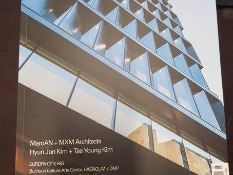 컨셉지 5월호 표지선정 - 트러스톤 사옥 신축설계