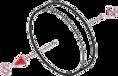 Motor Mıknatıs Hoparlör Mıknatıs Motor Magnet Audio Magnet