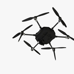 Drone Osprey (vista 2)