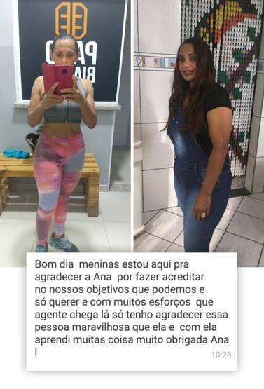 Fran, 44 anos, menos 14 Kg