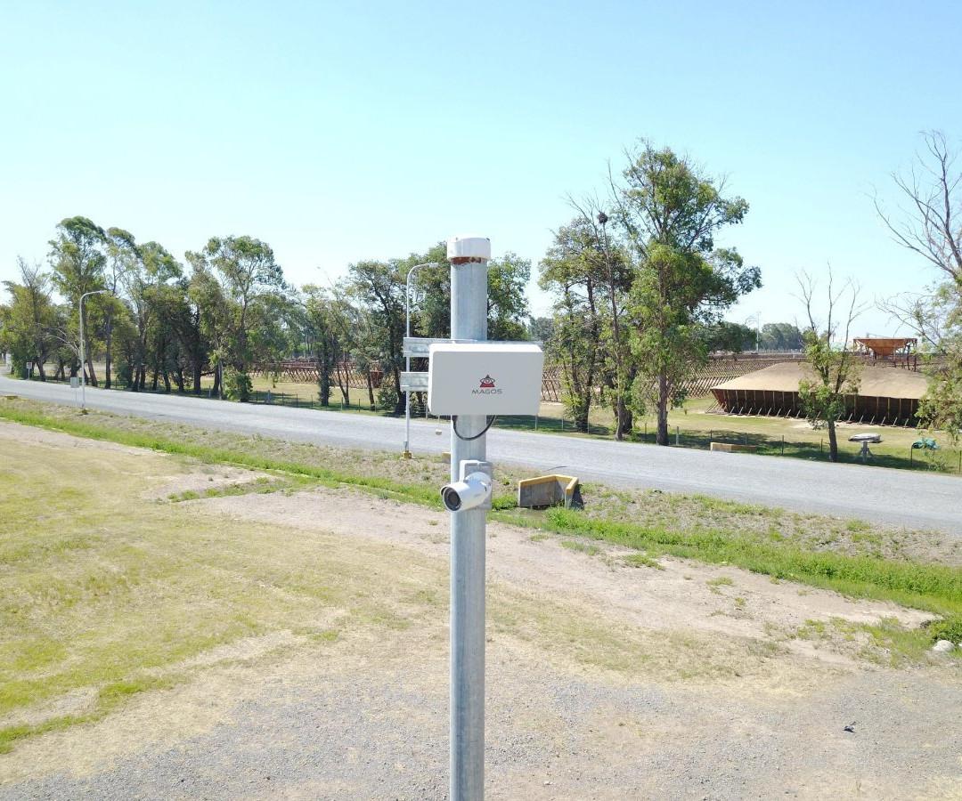 Radar e câmera