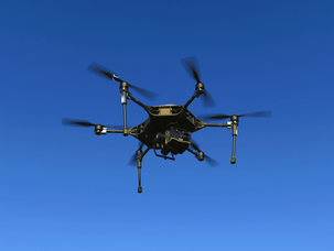 Drone Albatross (vista 3)