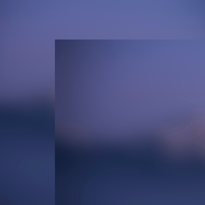 Blurry Calm 2