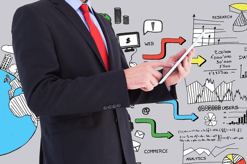MEDZO Consultoria Financeira - Como criar um fluxograma financeiro eficiente