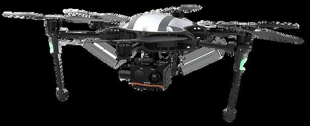 Segurança com Drone Albatross