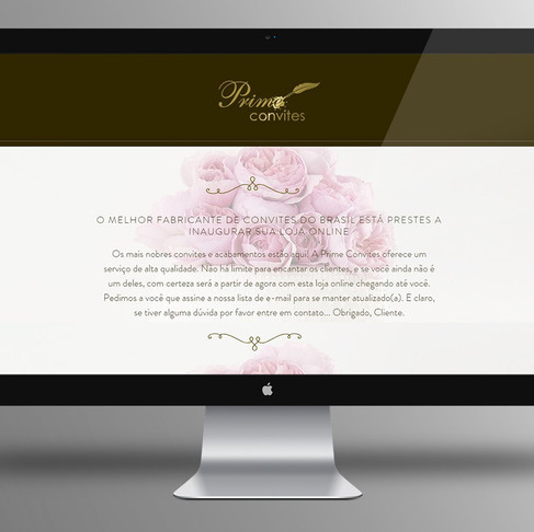 Prime Convite: O Projeto