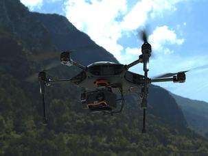 Drone Albatross (vista 4)