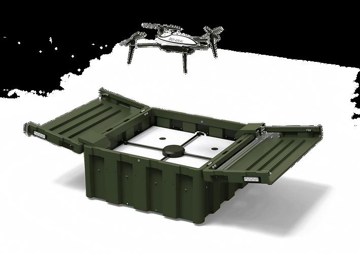 Segurança perimetral com Drones Easy Guard
