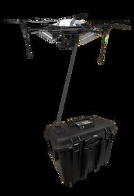 Proteção perimetral com Drones
