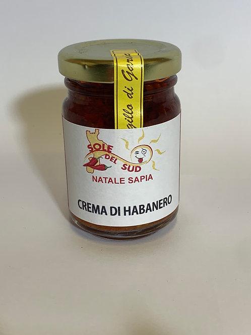 Crema Habanero