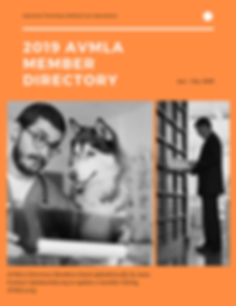 AVMLA 2019 Members cover Orange.png
