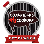 City of Welch Coalfields Cookoff Logo tr