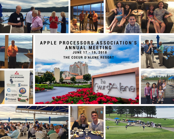 Apple Processors Association Annual Meet