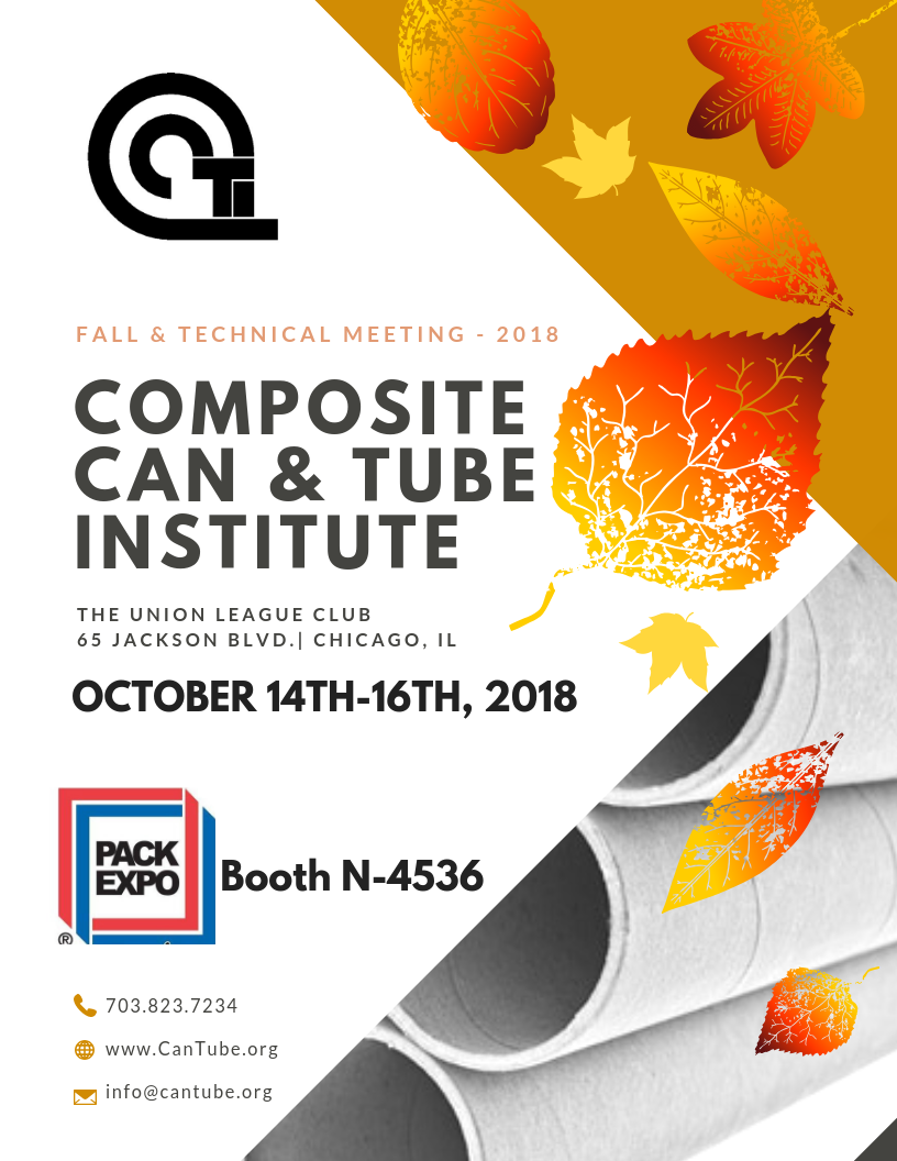 Composite Can & Tube Institute EXPO
