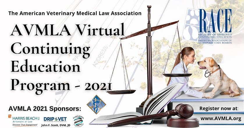 AVMLA 2021 Continuing Education Program Header.png