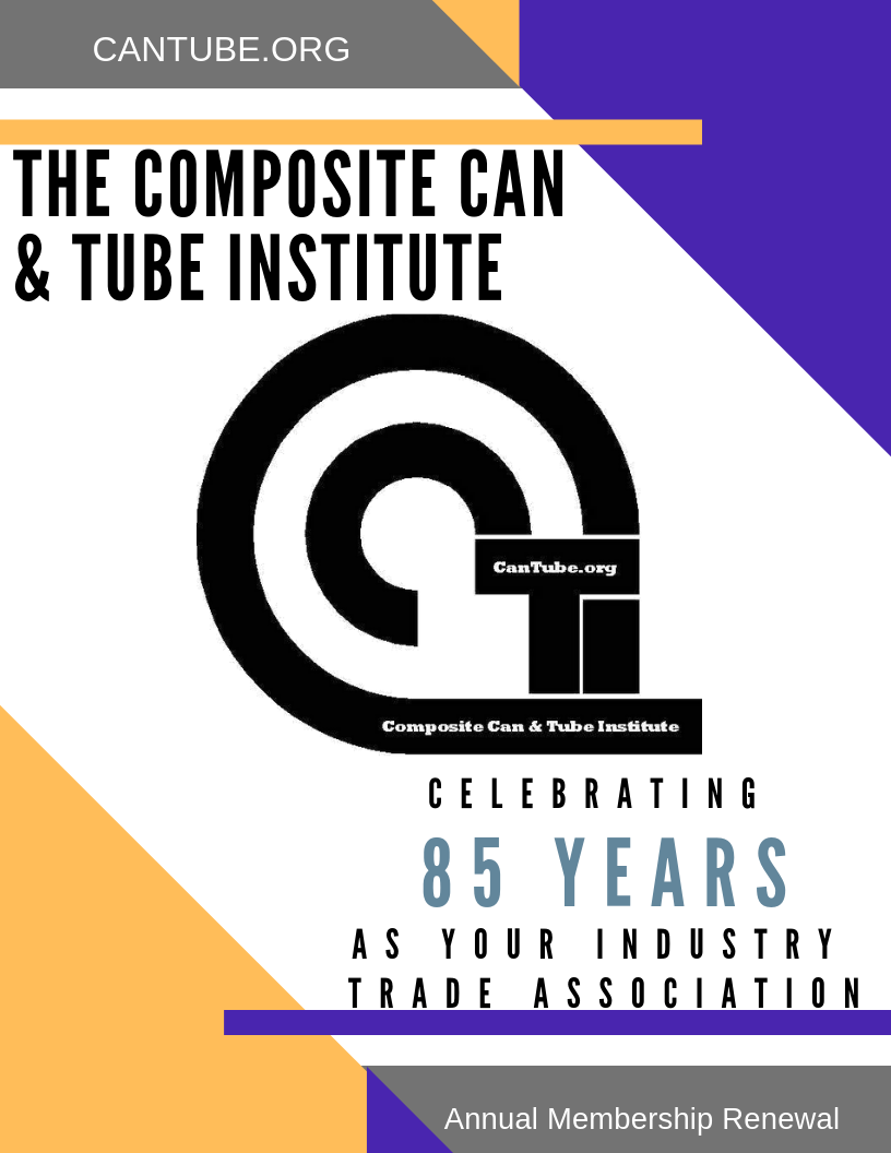COMPOSITE CAN & TUBE INSTITUTE FB Renew.