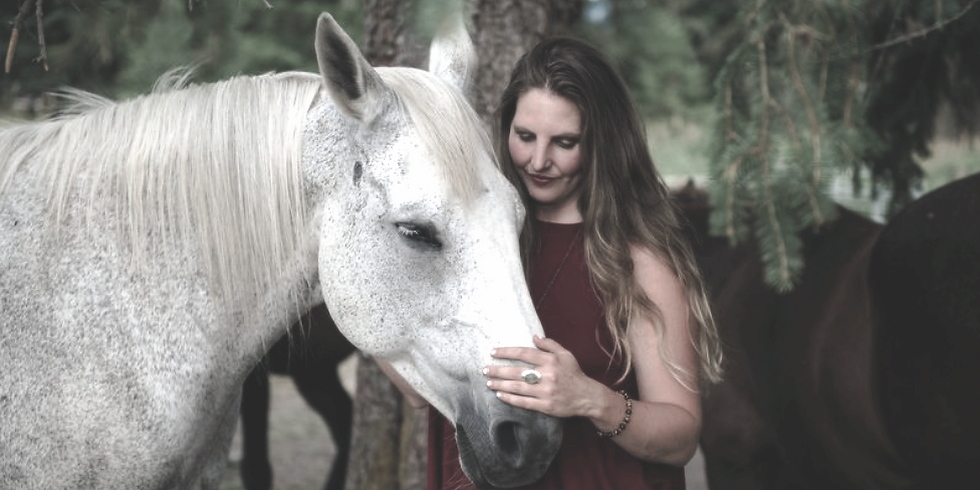 Wholeness with Horses - Group 2: Self-discovery for Women Impacted by Breast Cancer (1)