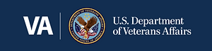 Logo of the United States Department of Veterans Affairs