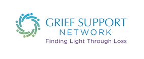 Logo of the Grief Support Network based in Boulder, Colorado