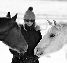 Carina Kellenberger is a Licensed Clinical Social Worker with a lifetime of experience working with horses. She holds a Masters Degree and certification in Animal Assisted Social Work fromt he University of Denver. Carina offers equine assisted psychotherapy to individuals, youth and families.