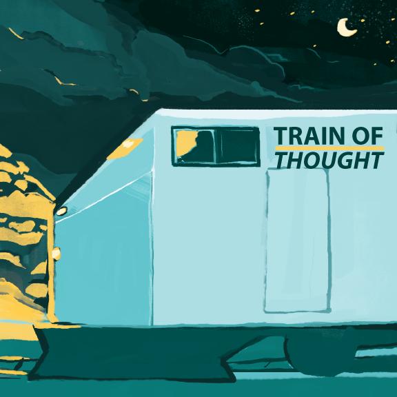 Train, Cover