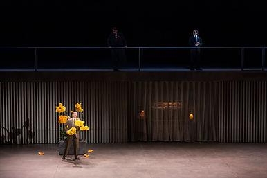 Samantha Hankey Mezzo Soprano, Siébel, Faust, Grand Théâtre de Genéve