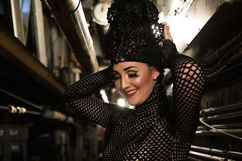 Samantha Hankey Mezzo Soprano, Wellgunde, Der Ring des Nibelungen