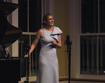 Samantha Hankey Mezzo Soprano WQXR