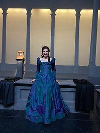 Samantha Hankey, Zweite Dame,Die Zauberflöte