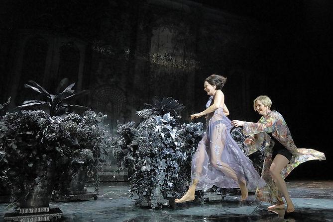 Samantha Hankey, Octavian, Der Rosenkavalier, Wilfried Hösl
