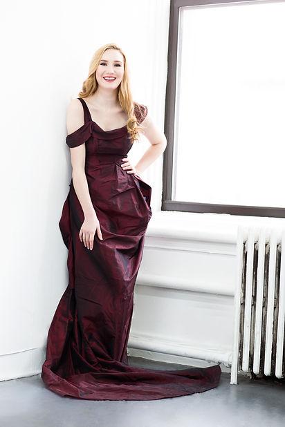 Samantha Hankey Mezzo Soprano, Faymous