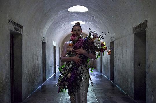 Samantha Hankey, The Rose Elf CD Feature Photo. By Matthe