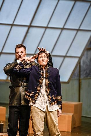 Samantha Hankey Mezzo Soprano, Cherubino,  Le nozze di Figaro