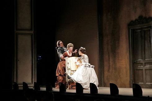 Samantha Hankey Mezzo Soprano, Marcellina, Le nozze di Figaro