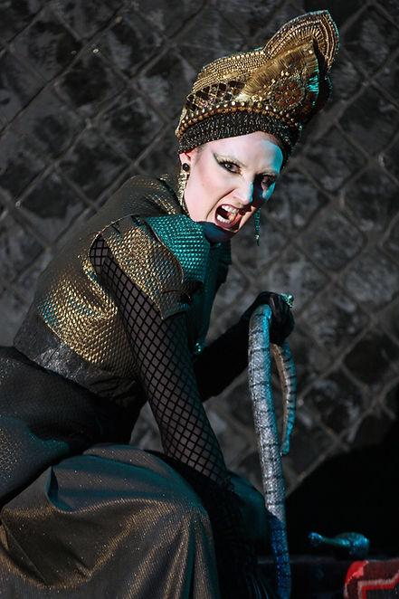 Samantha Hankey Mezzo Soprano Agrippina