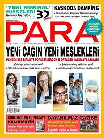 Para Dergisi Röportaj