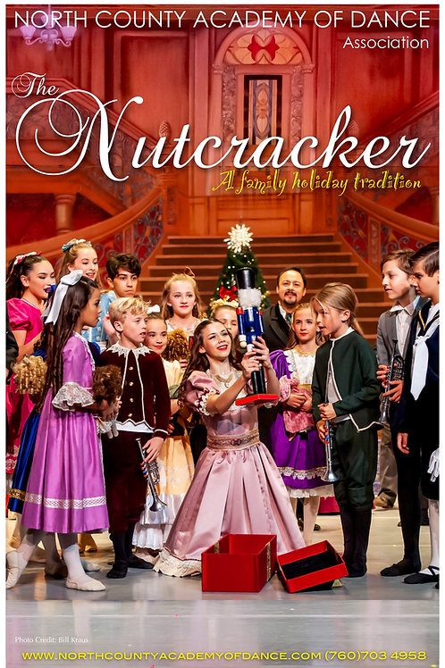 Nutcracker 2020 Red Cast