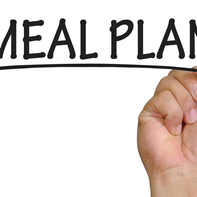 The hand writing meal plan.jpg