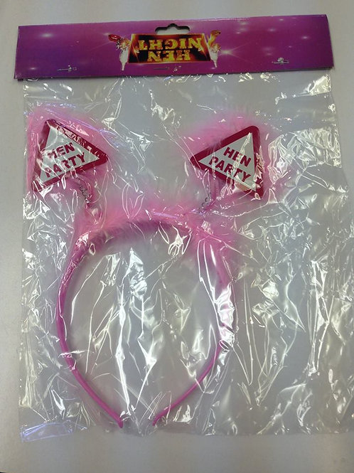Hen Party Head Band