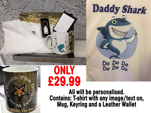 Personalised Gift Set For Him