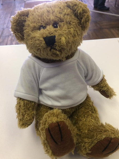 Large Personalised Teddy