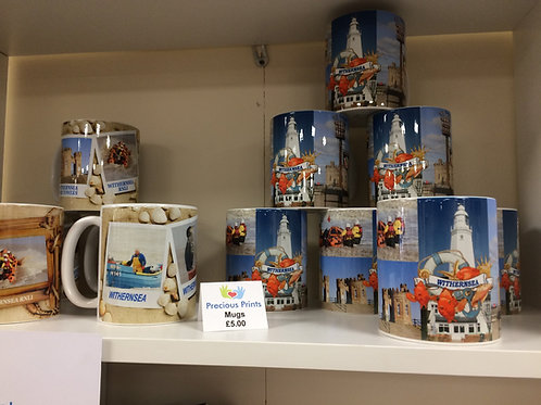 Withernsea Mugs