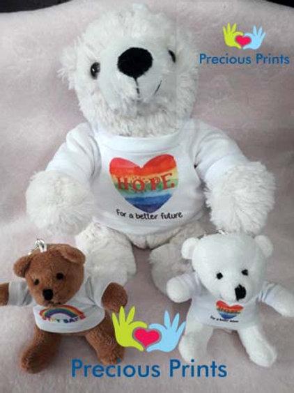 Personalised Hope Bear