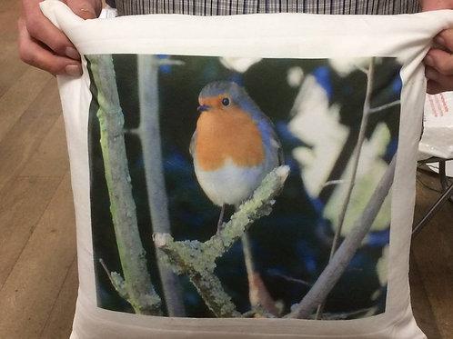Personalised Soft Feel Cushion